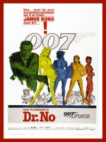 Dr. No, editorial content, 007, James Bond, spy movie podcasts, EON Production movies, espionage, Sean Connery