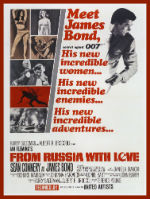 From Russia With Love, editorial content, 007, James Bond, spy movie podcasts, EON Production movies, espionage, Sean Connery