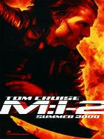 Mission Impossible II, Tom Cruise, Ehtam Hunt