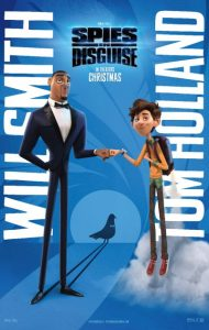 Spies in Disguise - Spy Movies for Kids