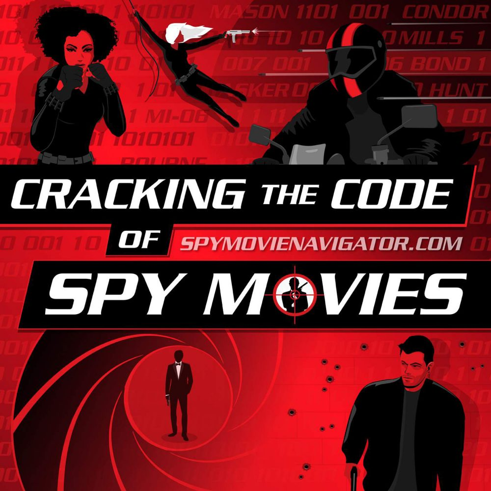 Cracking the Code of Spy Movies podcasts