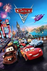 Cars 2 - Spy Movies for Kids