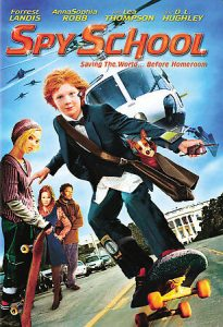 Spy School - Spy Movies for Kids