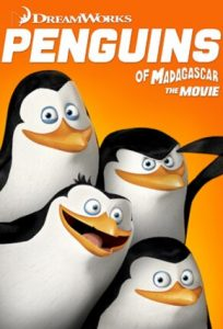 Penguins of Madagascar - Spy Movies for Kids